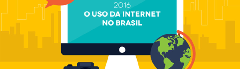 Internet no Brasil em 2016 – Mobile ultrapassa o desktop